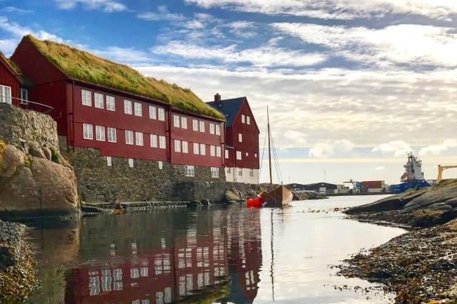 Aalborg – Vágar – Tórshavn