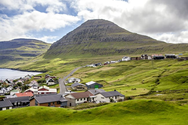 Nordøerne – Klaksvik – Kunoy