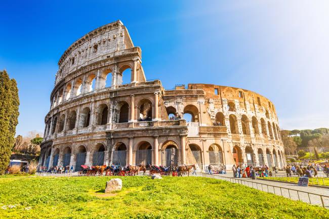 Antikkens Rom – Colosseum (halvdagstur)