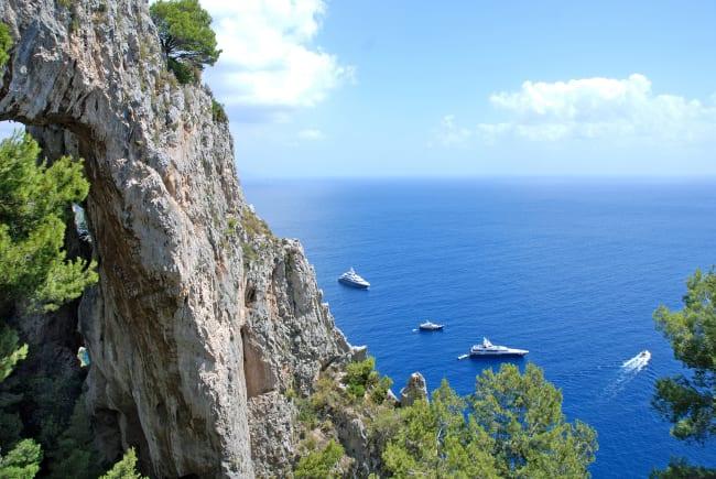 Capri (heldagstur)