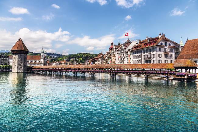 Schaffhausen og Luzern