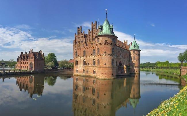 Egeskov Slot – Svendborg