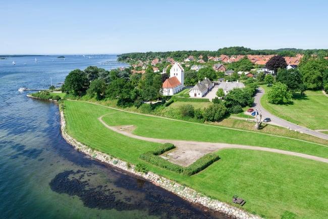 Byrundtur i Svendborg - Skarø