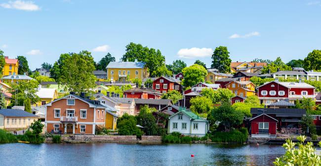 Porvoo – Lappeenranta – Savonlinna 380 km