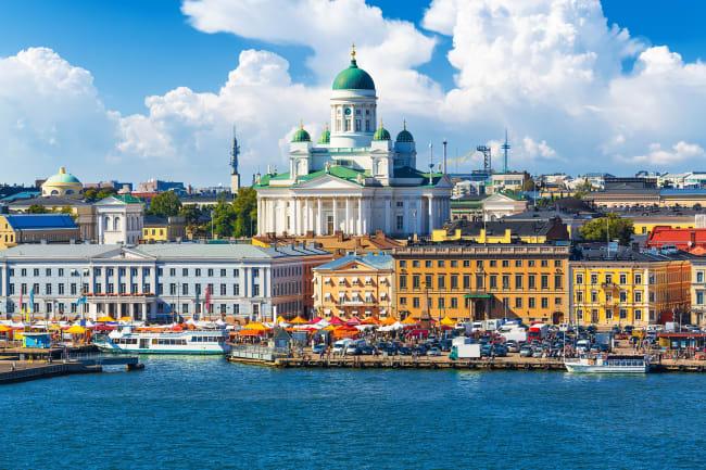 Aalborg - Helsinki