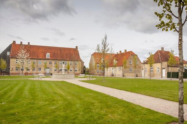 Christiansfeld – Horsens statsfængsel – Hvidsten kro