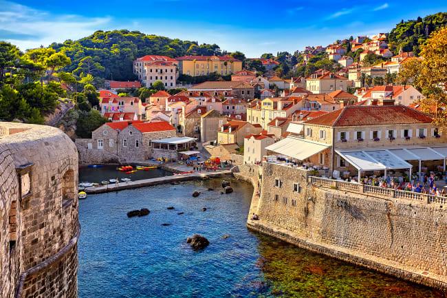 Dubrovnik på egen hånd