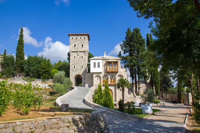 Trebinje - vinsmagning og Dubrovnik