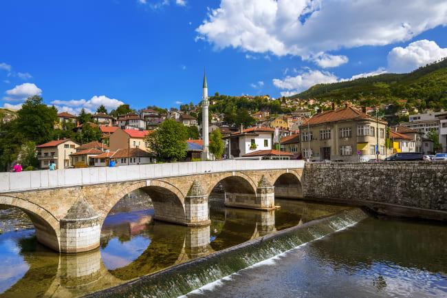 Mostar - Bosnien Hercegovina