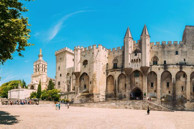 Avignon – Viviers