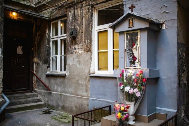 Warszawa under og efter krigen