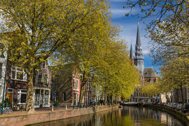 Rotterdam – Gouda – Delft