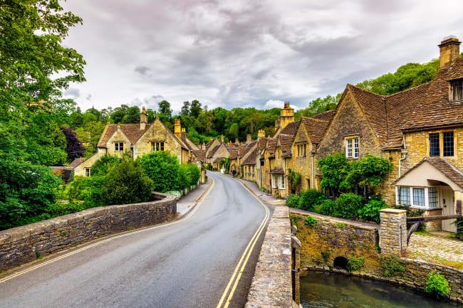 Cotswolds og Stratford-upon-Avon
