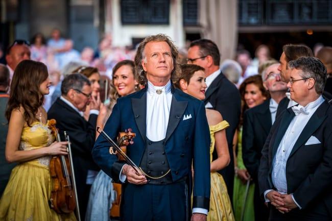 Valkenburg og koncert