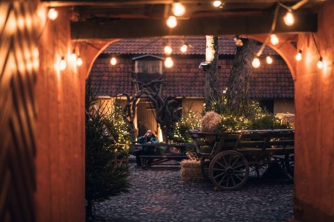 Odense & juleshopping