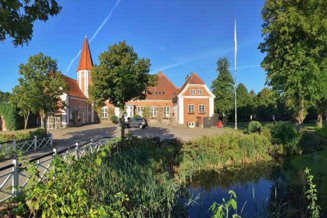 Gavnø Slot, Holmegaard og Sørup Herregård
