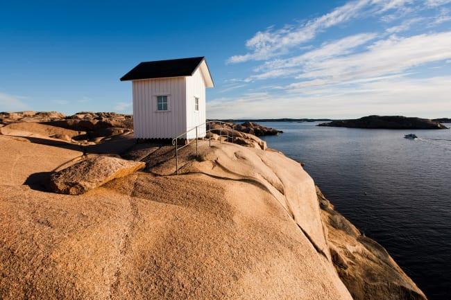 Gullholmen og Lysekil