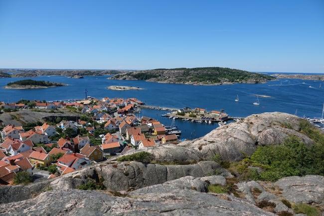 Smögen, Fjälbacka og Strömstad