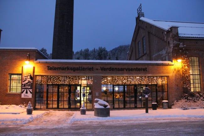 Sølvminebyen Kongsberg og Notodden
