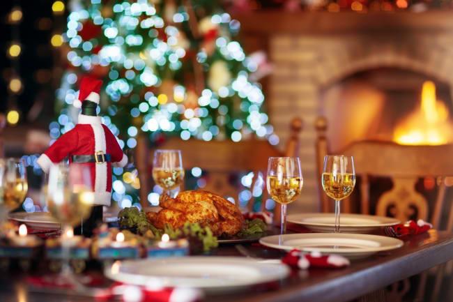 Dalen og juleaften