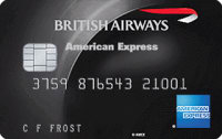 British Airways American Express Premium Plus Card
