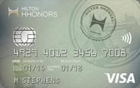 Hilton Hhonors Platinum Visa Card