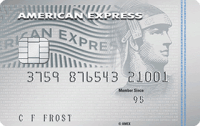 Platinum Cashback Everyday Credit Card by American Express