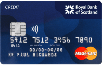 Royal Bank of Scotland Student Credit Card