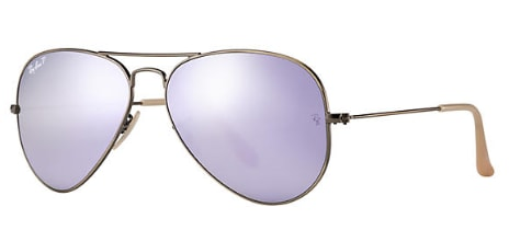 picture of Ray-Ban Aviator Flash Lenses