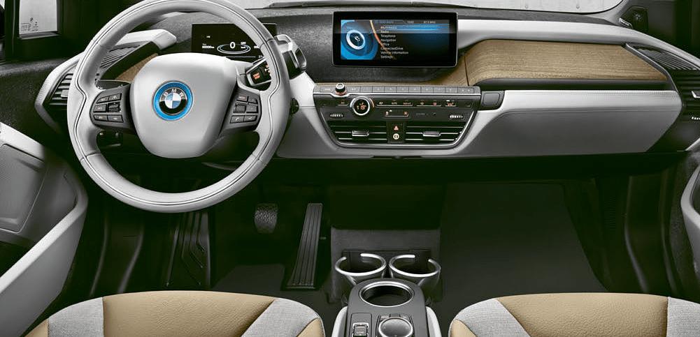 BMW lodge trim