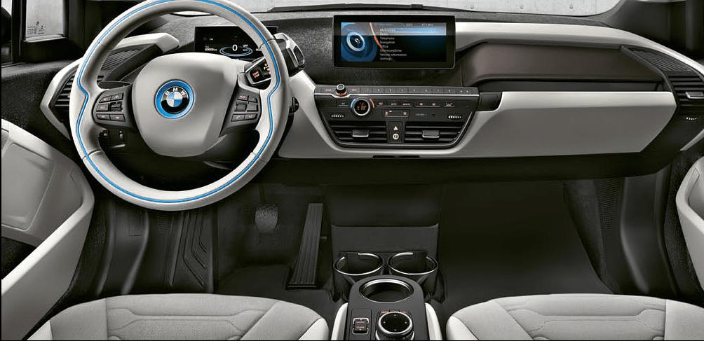 BMW loft trim
