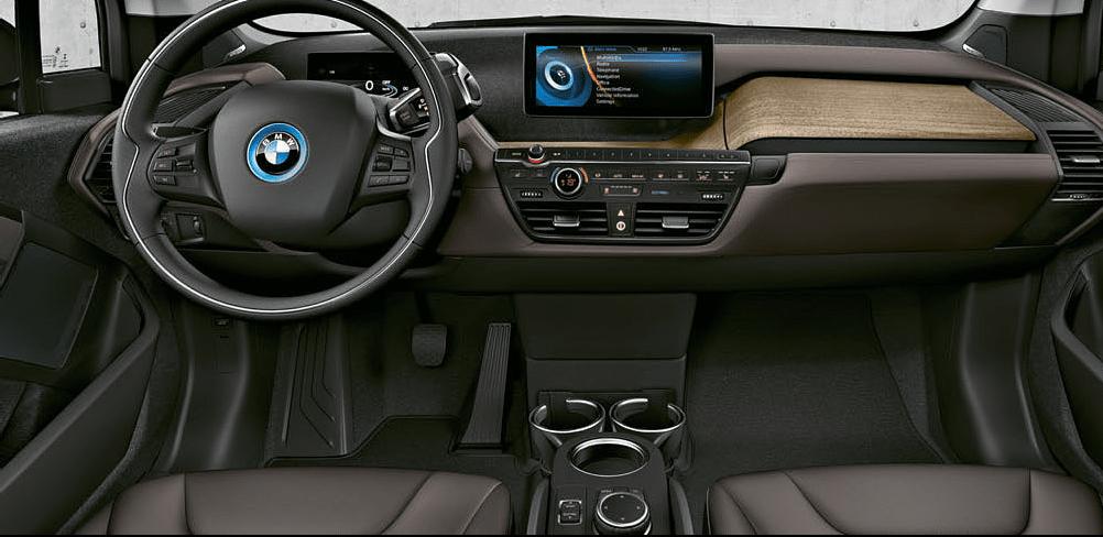 BMW suite trim
