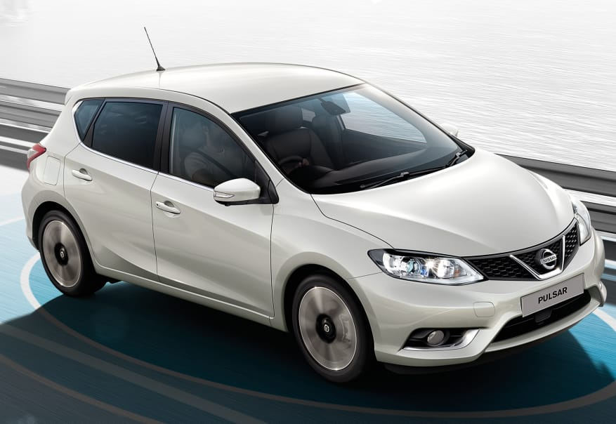 picture of Nissan Pulsar