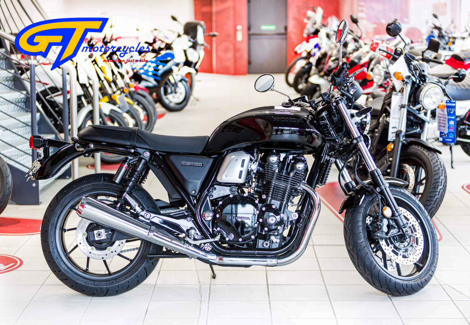 picture of a Honda CB1100