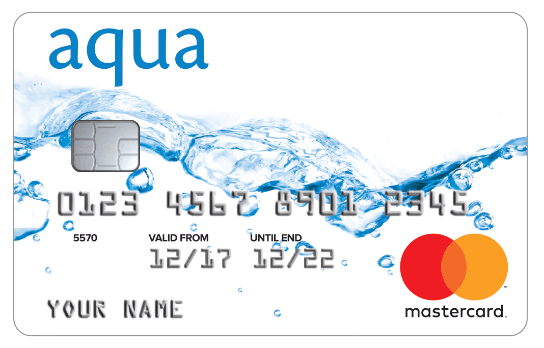 Aqua Reward Credit Card