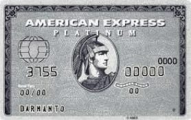 Platinum Cashback Credit Card by American Express