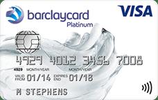 Barclaycard Platinum Travel Credit Card