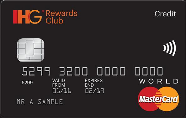 IHG Rewards Club Premium Credit Card: Earn Hotel Rewards   NimbleFins