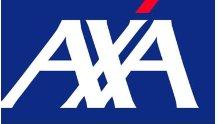 Axa home insurance logo