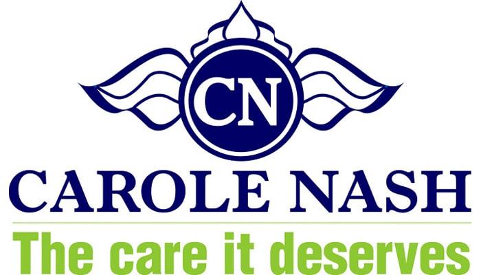 Carole Nash motorcycle insurance logo