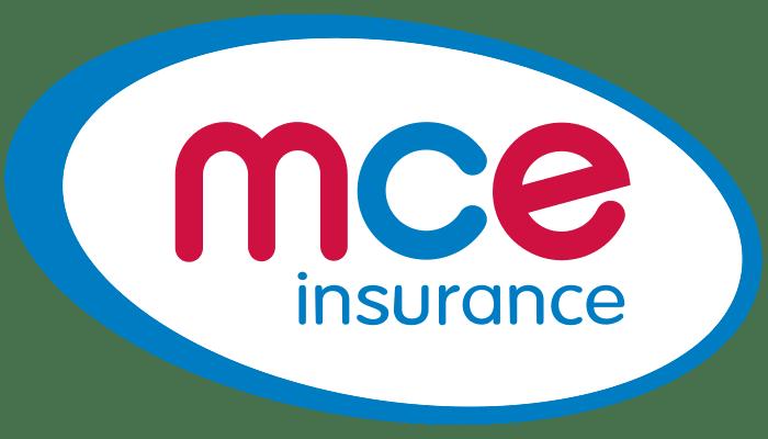 MCE motorcycle insurance logo