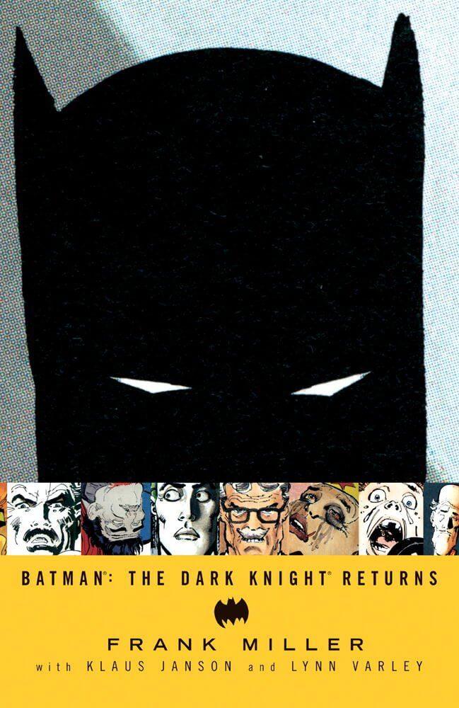 Cover of The Dark Knight Returns