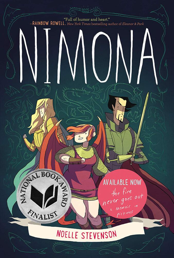 Cover of Nimona