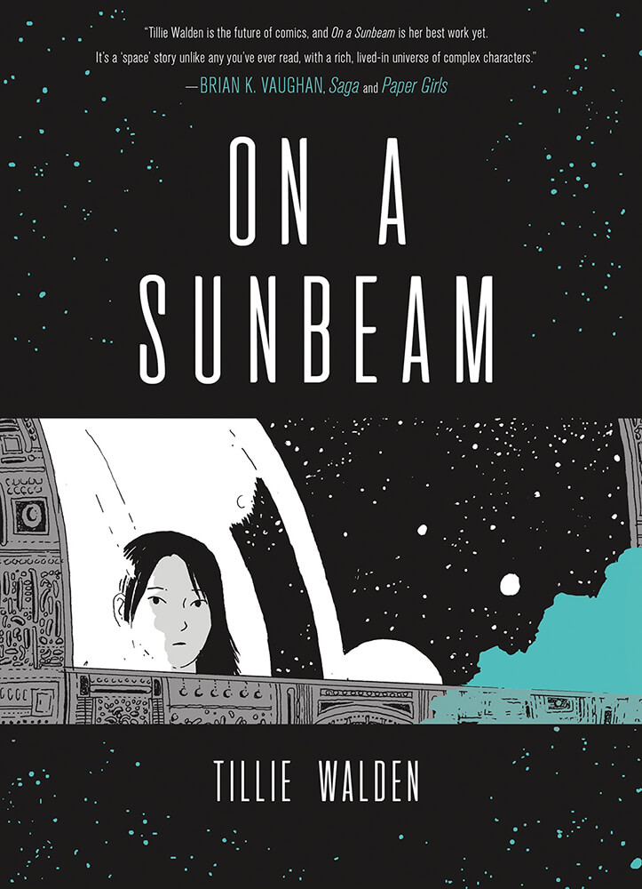 Cover of On a Sunbeam