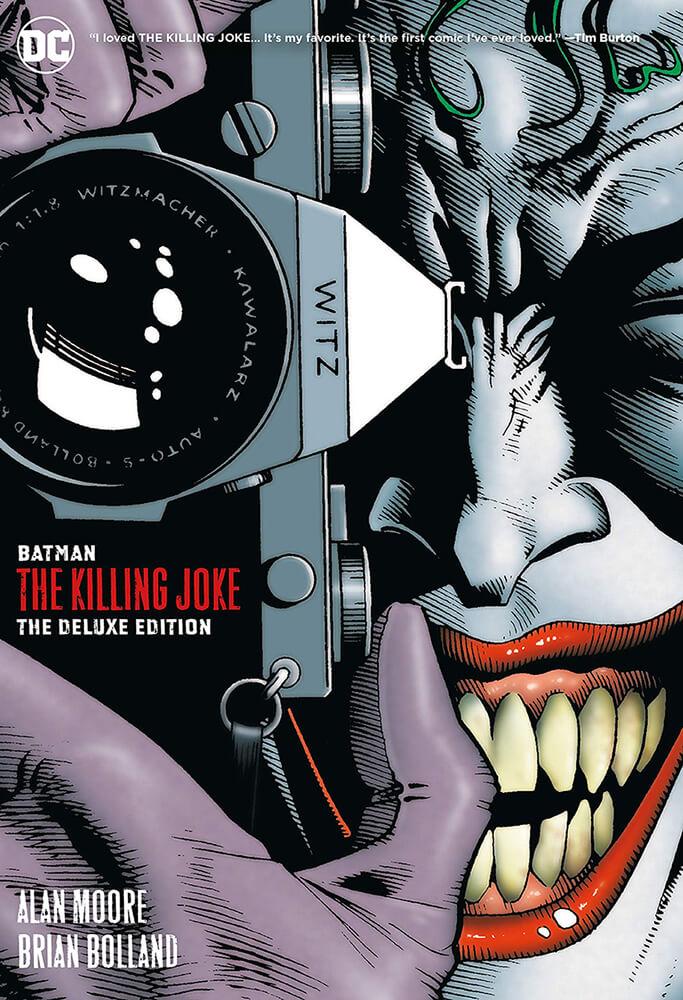 Cover of The Killing Joke