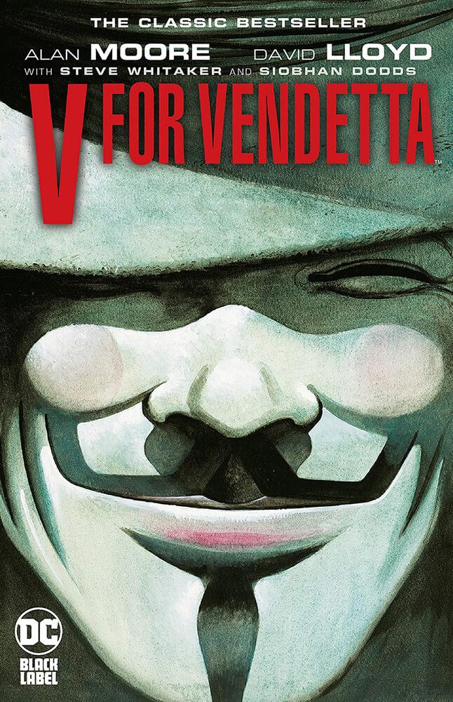 Cover for V for Vendetta
