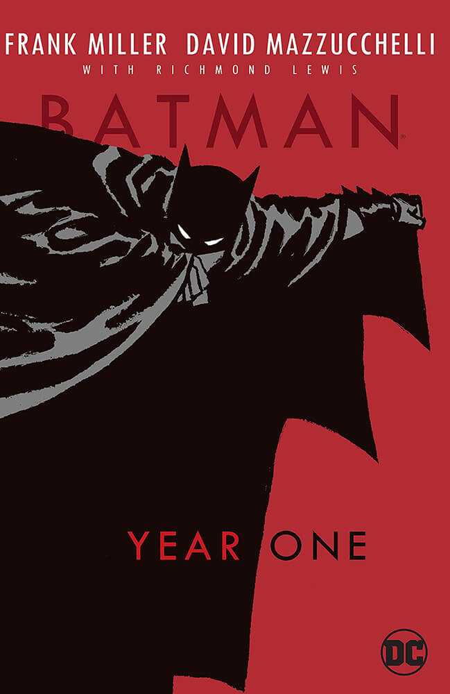 Cover of Batman Year One