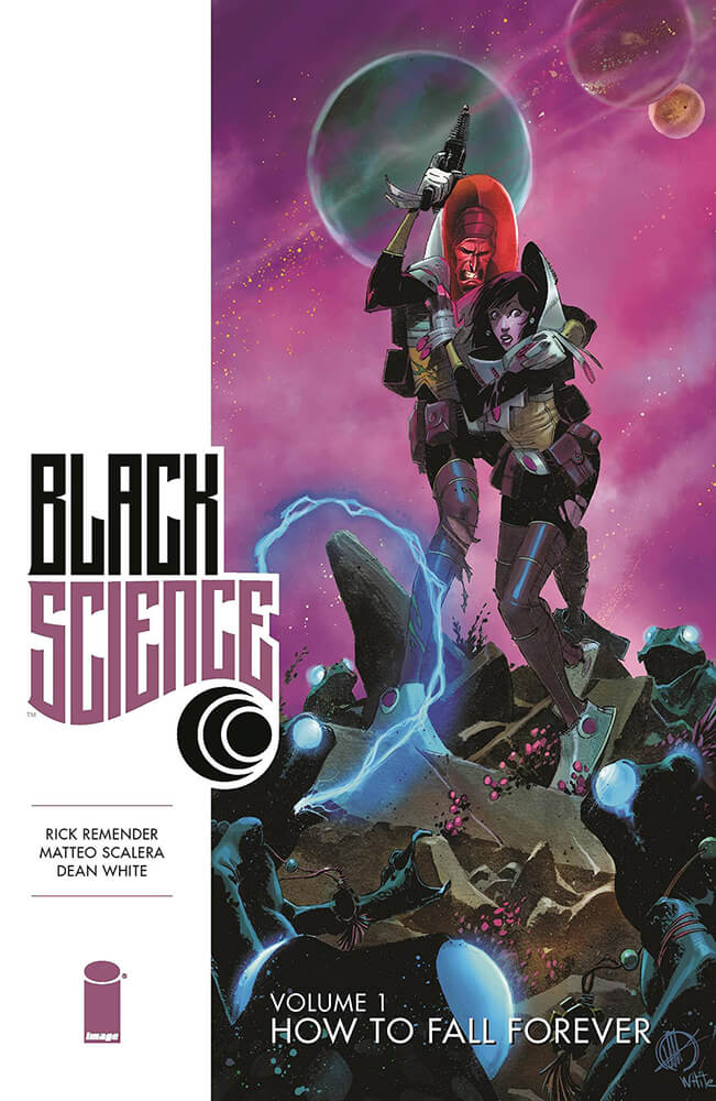 Cover of Black Science