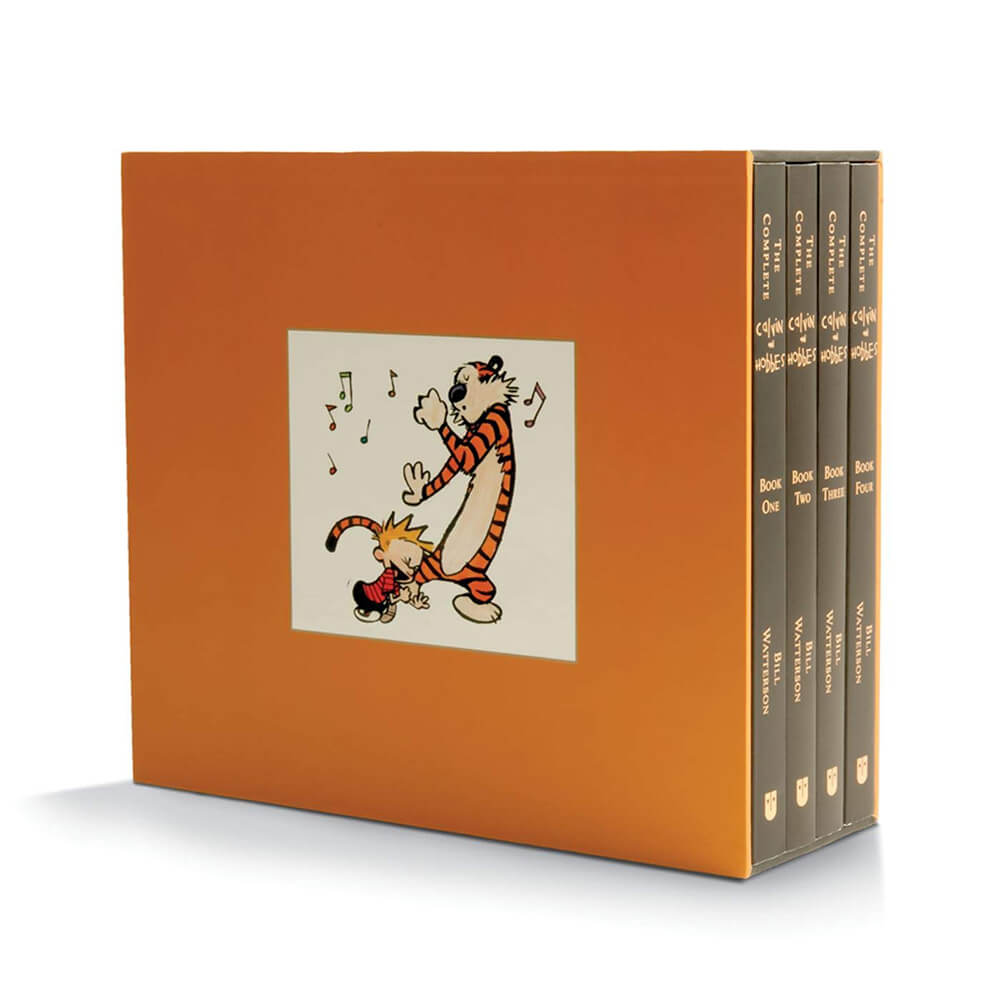 Image of Calvin and Hobbes Boxed Set