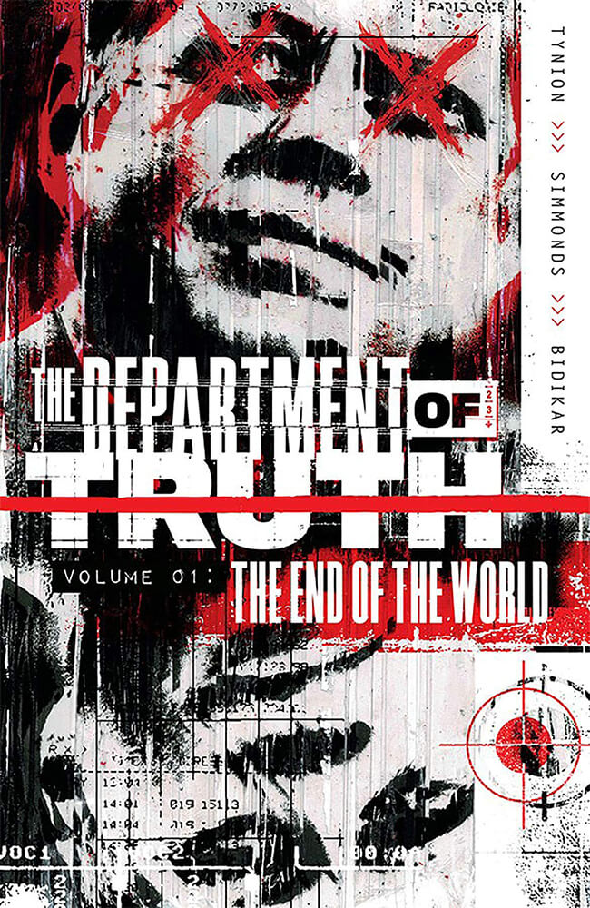 Cover of Department of Truth
